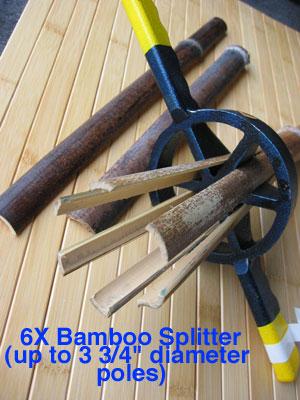 6X splitter
